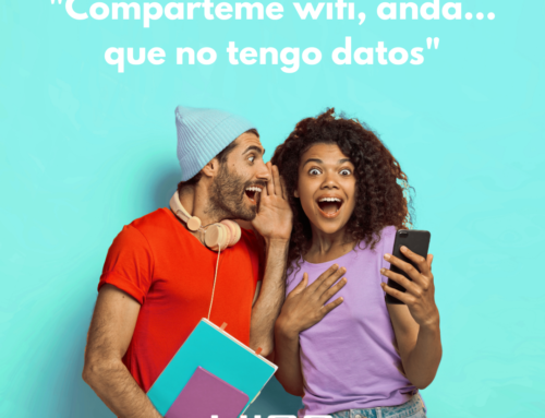 Cómo usar tu móvil como router para compartir internet